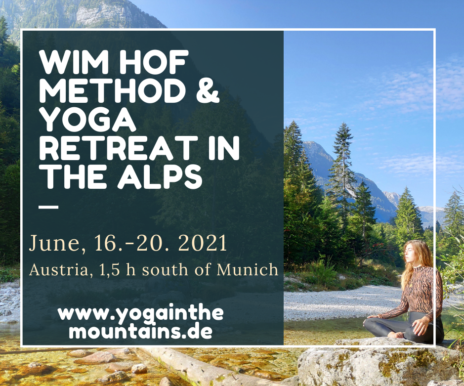 Wim Hof & Yoga in the Mountains